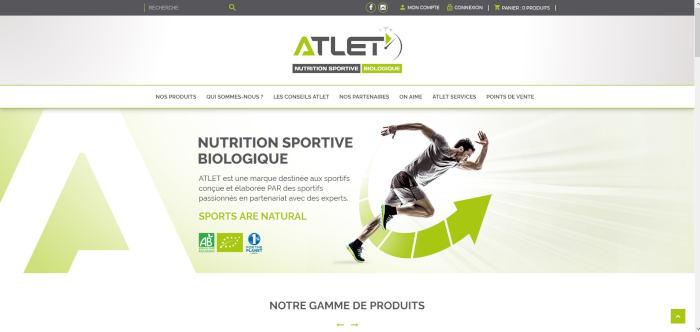 site atlet nutriton